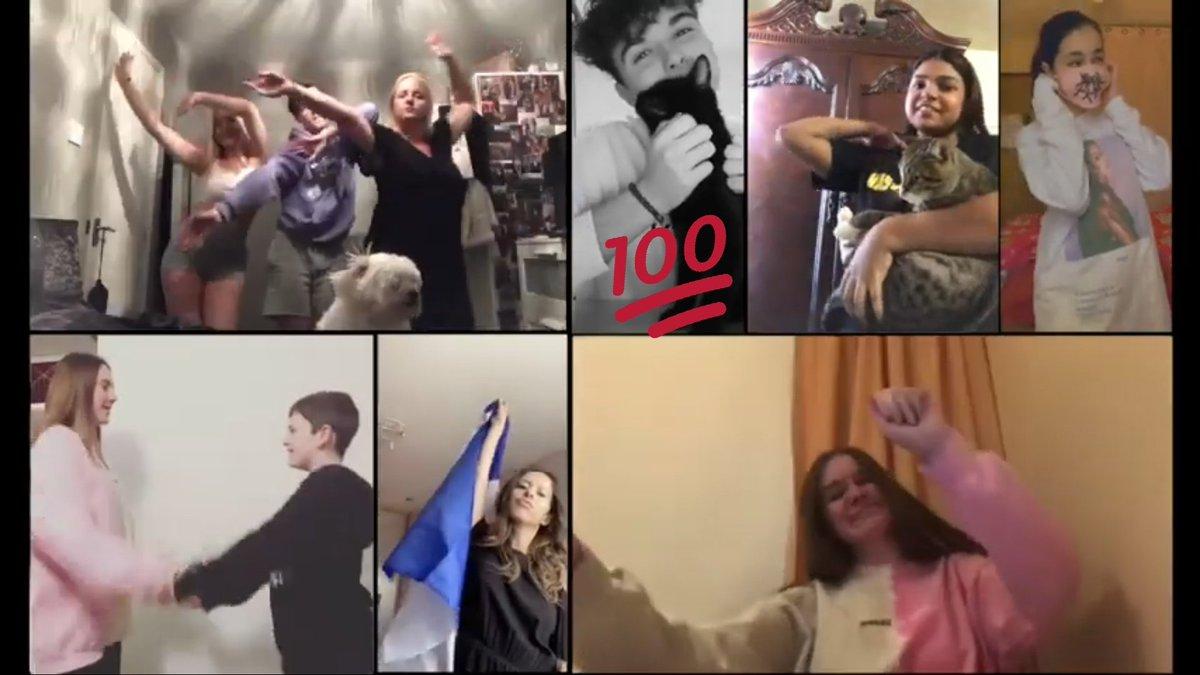 Guettez bien c'est mon ptit @Valentiin_Cssn qui est dans le clip d'Ari et Justin omggg 😱 https://t.co/VYJmh3o9gX