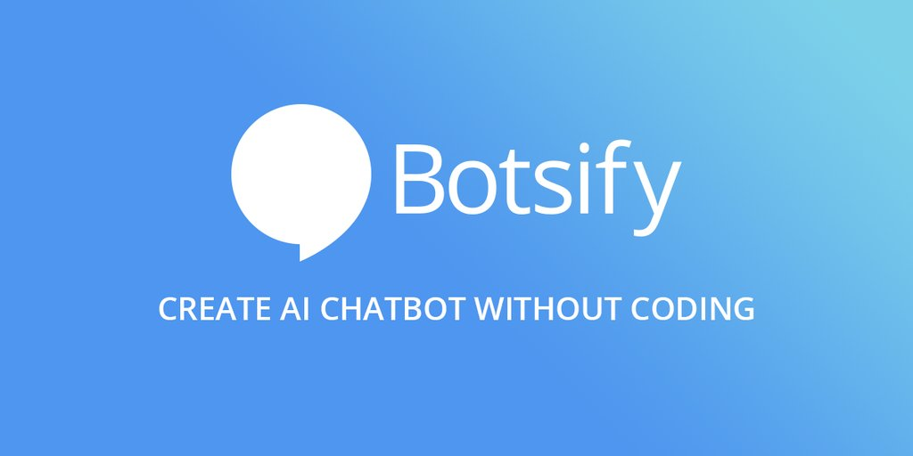 Botsify launches fully automated FAQ chatbot builder tool. Check it out and show your love. producthunt.com/posts/botsify-3 via @kevinwdavid