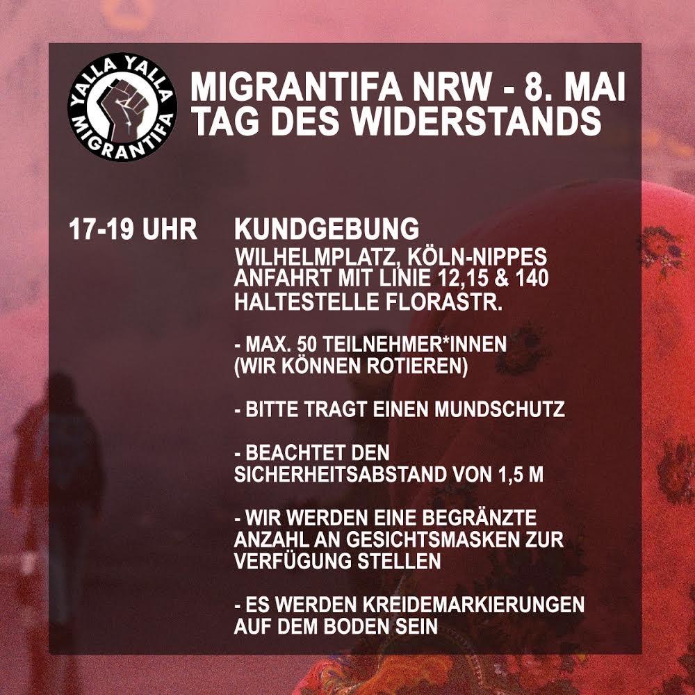 #migrantifa