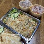 Image for the Tweet beginning: スリランカ美味しかった。 #ランカハット #別府エール飯 #美味いはコロナに負けない