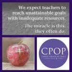 Image for the Tweet beginning: TeachersWorkSoHard, SoCreative, SoGivingOfTheirTime, Everyday- WaDaYaKnow....They