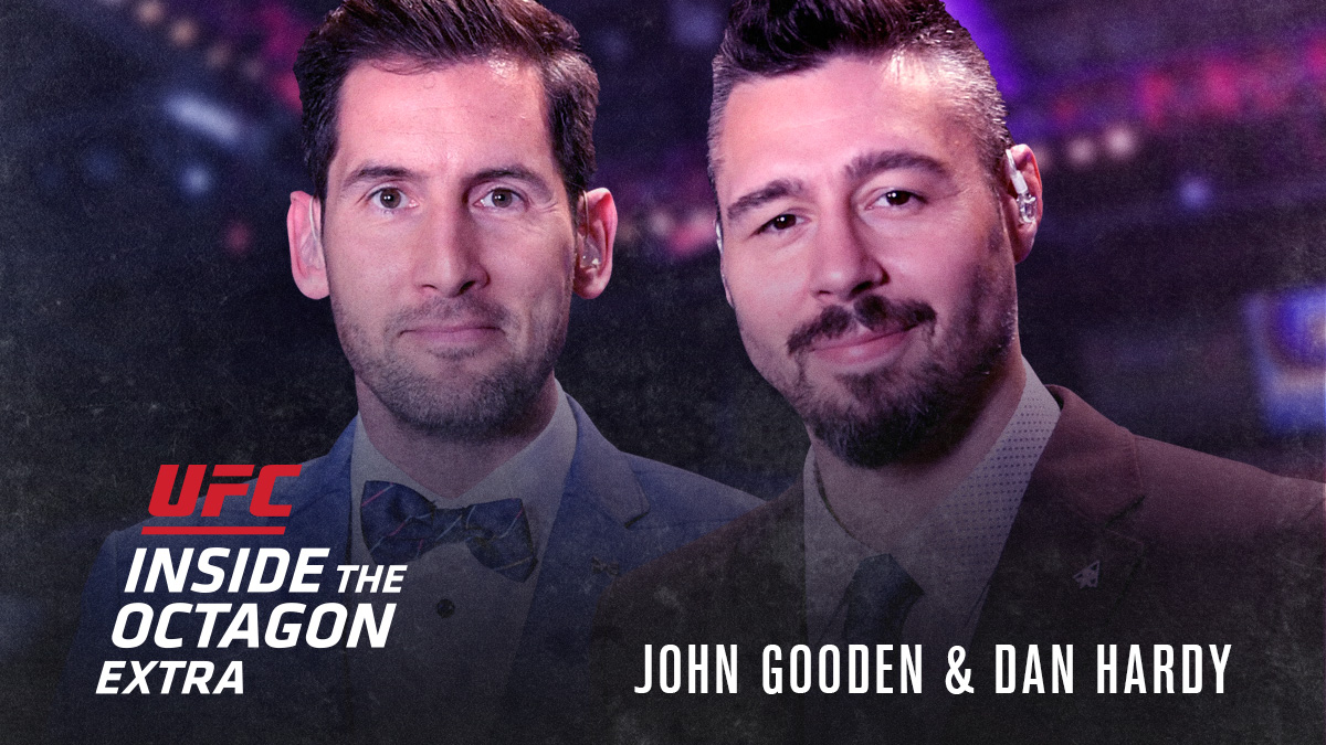 The boys are back! 🙌  Got a question about #UFC252? Ask below and @JohnGoodenUK & @DanHardyMMA will answer on #ITOExtra ⤵️⤵️ https://t.co/dc1ACZ6VRJ