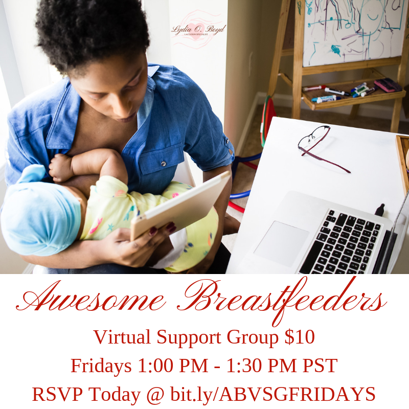 Today! Join me to chat about breastfeeding in the comfort of your home, desk, car, or during your walk. Come with your questions, accomplishments, and plans. Secure your spot at https://buff.ly/2UwWu5z  #LYDIAOBOYDCLE #BREASTFEEDING #VIRTUALSUPPORTGROUP #ZOOM #MOMMYTIPS #COVID19pic.twitter.com/c18XD8QaCC
