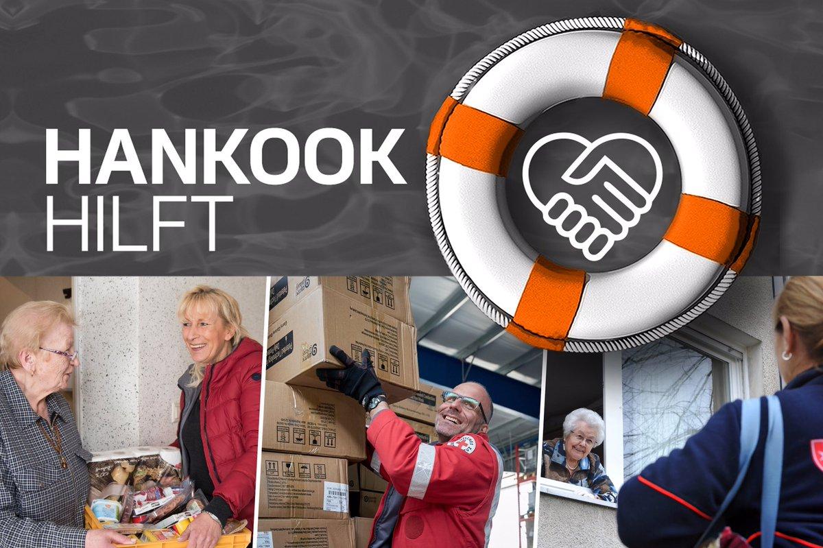 🤝 🙏🏻 Hankook unterstützt unter dem Motto #Hankookhilft im Zuge von #COVID19 @roteskreuz_de, @Tafel_DE und @malteserDE mit einer Spendenaktion - die Höhe der Geldbeträge können die User per Klick beeinflussen 👉🏻 https://t.co/5btzaIJ0cP https://t.co/15RmzK1hPE