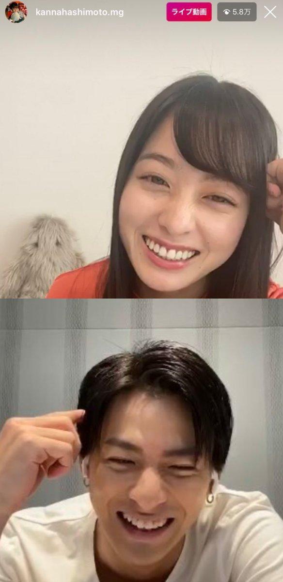 平野紫耀橋本環奈