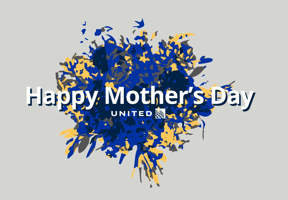 From teaching us how to tie our shoes to making sure we look both ways, we appreciate moms for keeping us safe! Happy #MothersDay to all of our hardworking #United mothers and mothers everywhere
