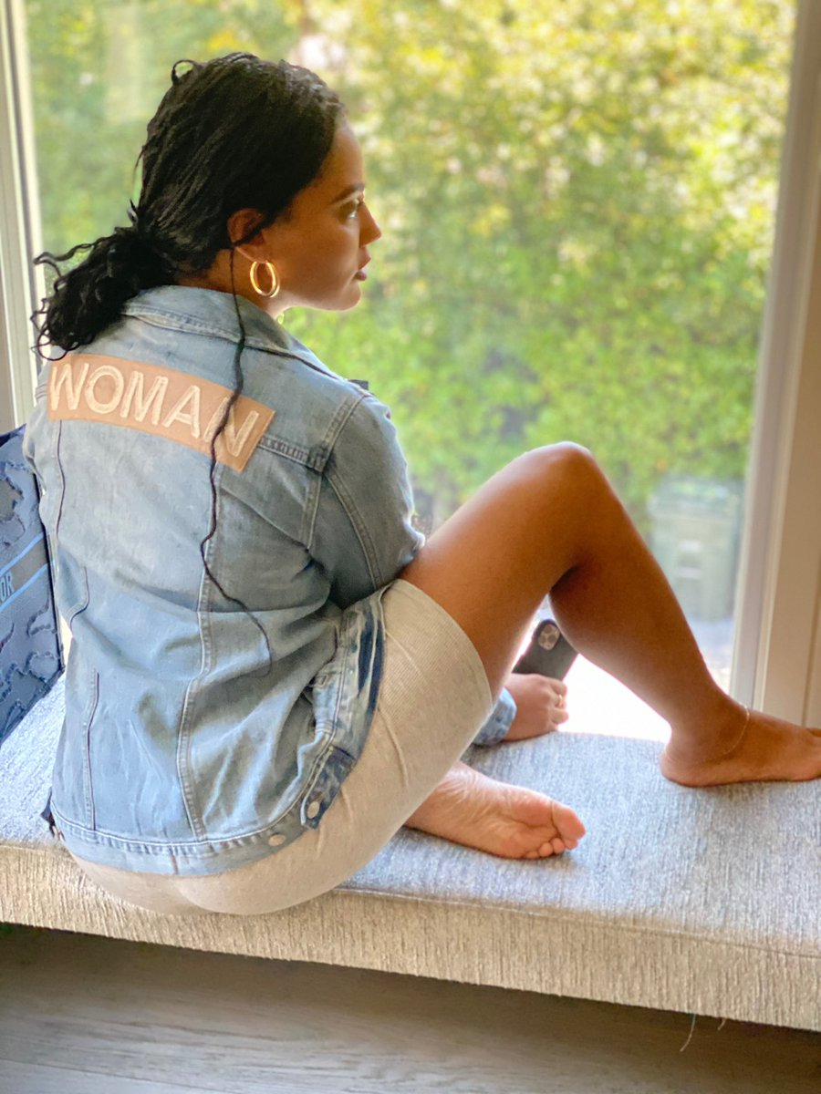 To celebrate Mother's day, all proceeds from the sale of this jacket will be donated to Help a Mother Out®, a non-profit organization based in Oakland. During this crisis, they have helped provide the necessary baby and infant essentials to mothers. https://t.co/YuOVMO3mic https://t.co/Egc13mgOfI