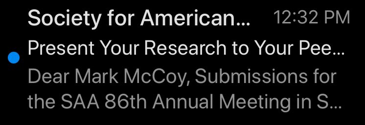 No thank you @SAAorg. I don't think I will.