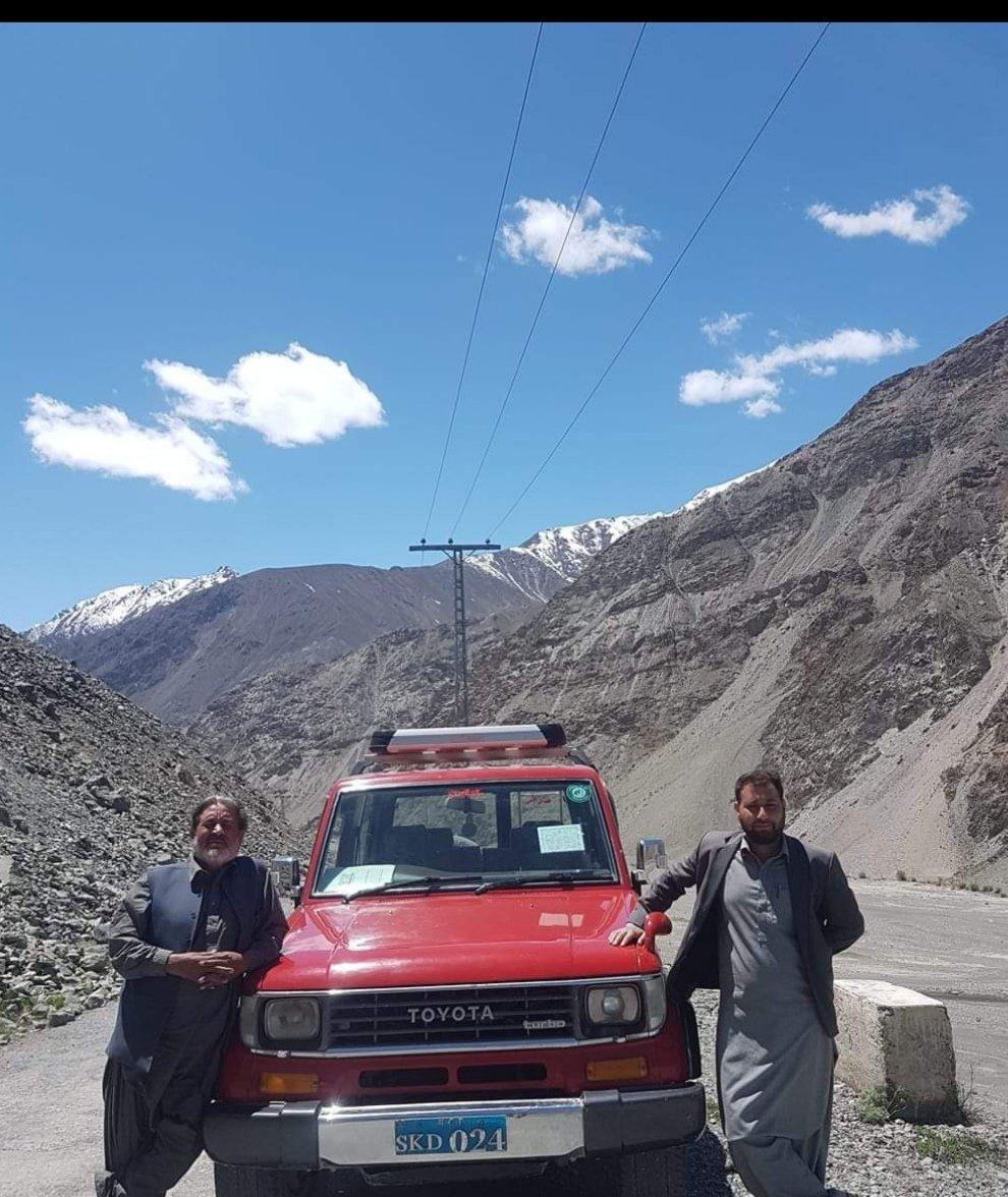 #Sadpara valley #Sadpara dam #Skardu https://t.co/kqbODPsmSz