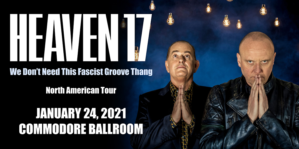 .@heaven17bef at the @commodorevcr on Tuesday, May 12 has been rescheduled to Sunday, Jan. 24. Your ticket will be honored for the rescheduled date. For any further ticket inquiries please reach out to point of purchase. https://t.co/6mkoT7LKNt