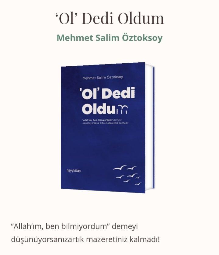 """Salim Öztoksoy on Twitter: """"Lâtif olan Rabbim hayırlara vesile ..."""