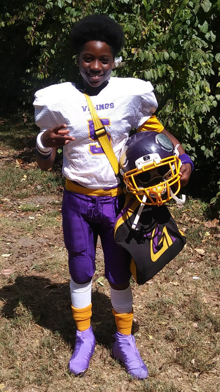 Happy Birthday to the Fresh Prince of Austell.... My boy\s a Teenager now! We