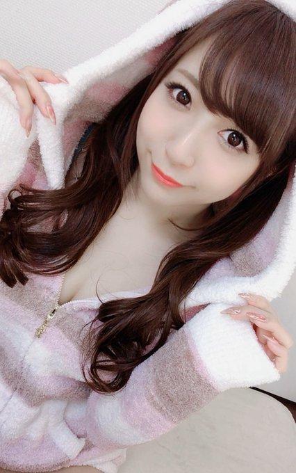 AV女優逢沢まりあのTwitter自撮りエロ画像4