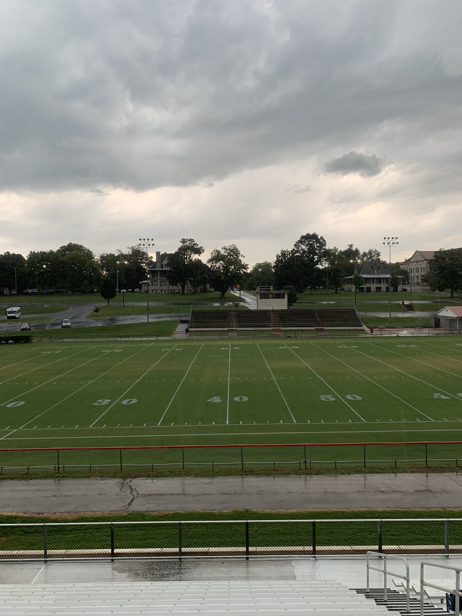 Graduation on the football field this year ? Let us help by painting your  field for the big day. Act now and get a FREE  bleacher/stands disinfect with your painting. Contact Daniel at 931-216-2594 or DM for details https://t.co/m0b44FsODk