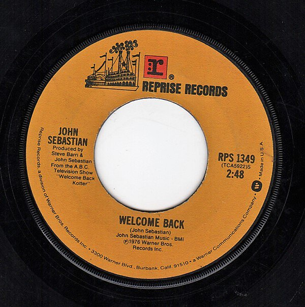 On this date in 1976, the theme song to the ABC sitcom #WelcomeBackKotter begins a week-long stint as the #1 pop song in the U.S. <br>http://pic.twitter.com/viBY0ri6LK