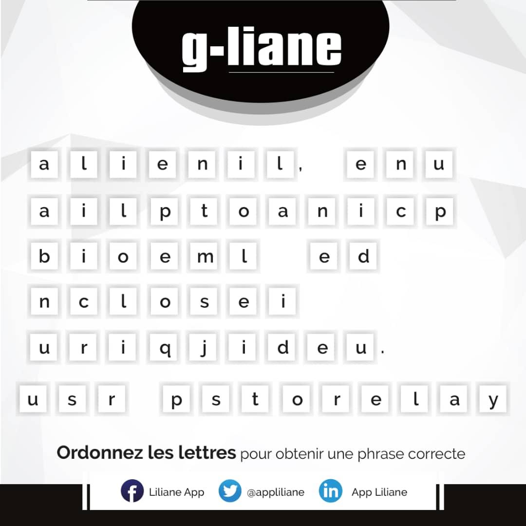 #Gliane est de retour avec la promesse de vous donner de l'insomnie...bon weekend à tous https://t.co/XGZ2MQZr7V