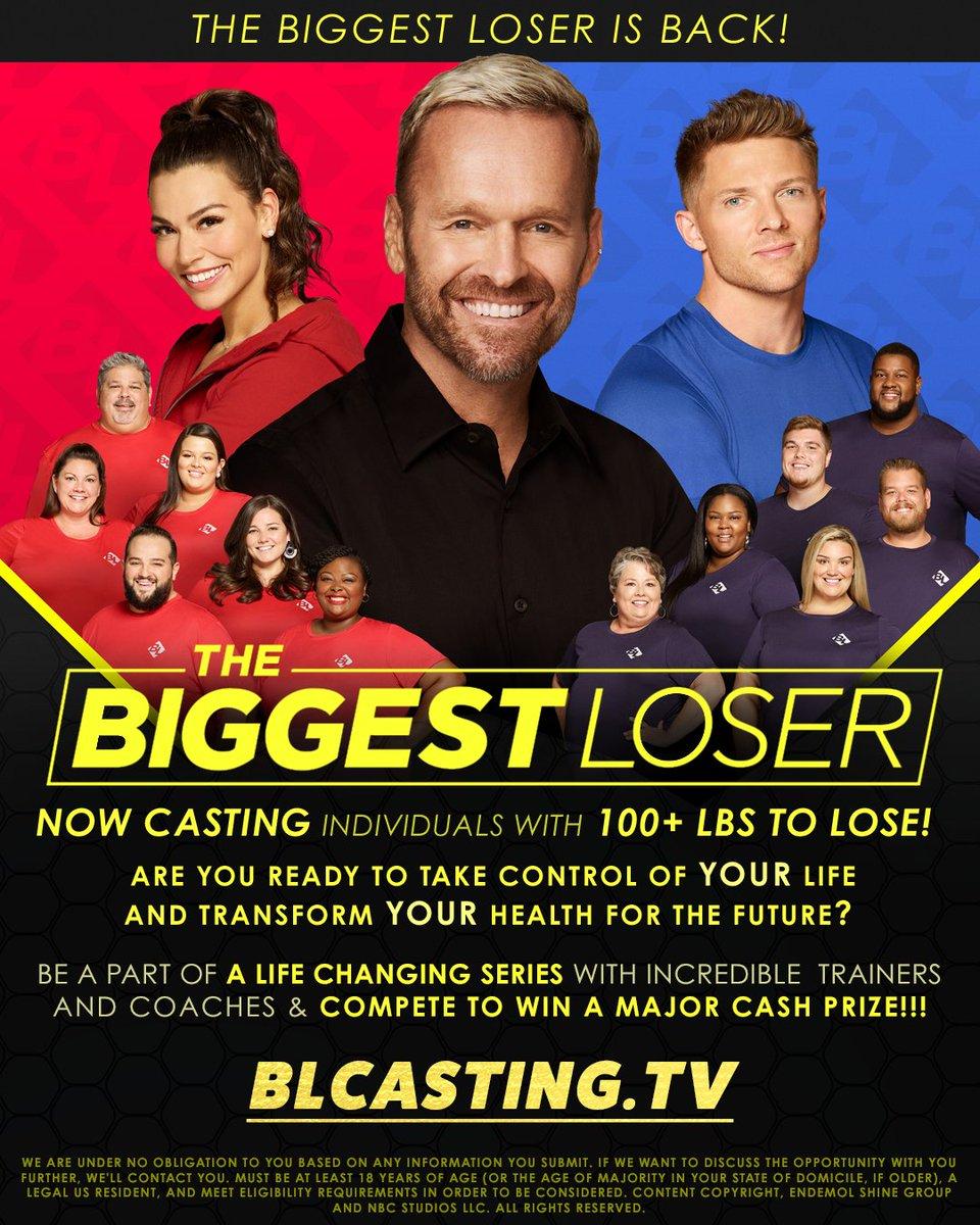 Biggestloser Casting Blcastingteam Twitter