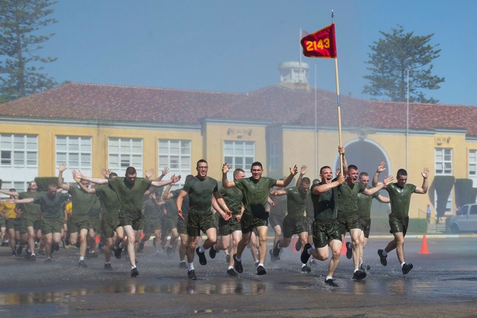 Mcrd San Diego On Twitter After Nearly 13 Weeks In Recruit Training The New Marines Of Golf Co Will Be Graduating Friday May 8 2020 Photo By Cpl Brooke C Woods Https T Co Nxubse4zww