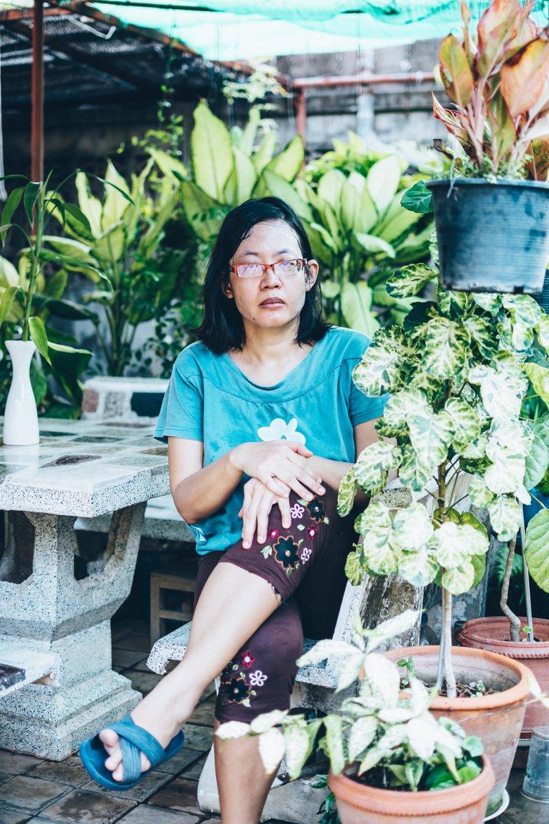 I was surrounded by green plants.#portraitphotography #gardenphotography #nikonportrait #iamnikon #womanportrait #womanphotography #natureportrait https://www.instagram.com/p/B_7iL_Jn5uG/?igshid=12j5b7vql8438…pic.twitter.com/Tdf2Vk8xYk