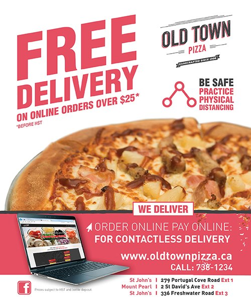 Describe your current quarantined mood with a .gif and  ENTER to WIN an @oldtownpizzanl #NoContact - @JLaC975   #FreePizzaFriday #SupportLocal<br>http://pic.twitter.com/Eljvq3N1eg