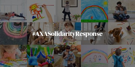 Join us in our global challenge in the fight against #Covid19. For each post using #AXASolidarityResponse we'll give €5 to @101fund to support intensive care units across Ireland and 59 other countries. https://t.co/uB49SaQays