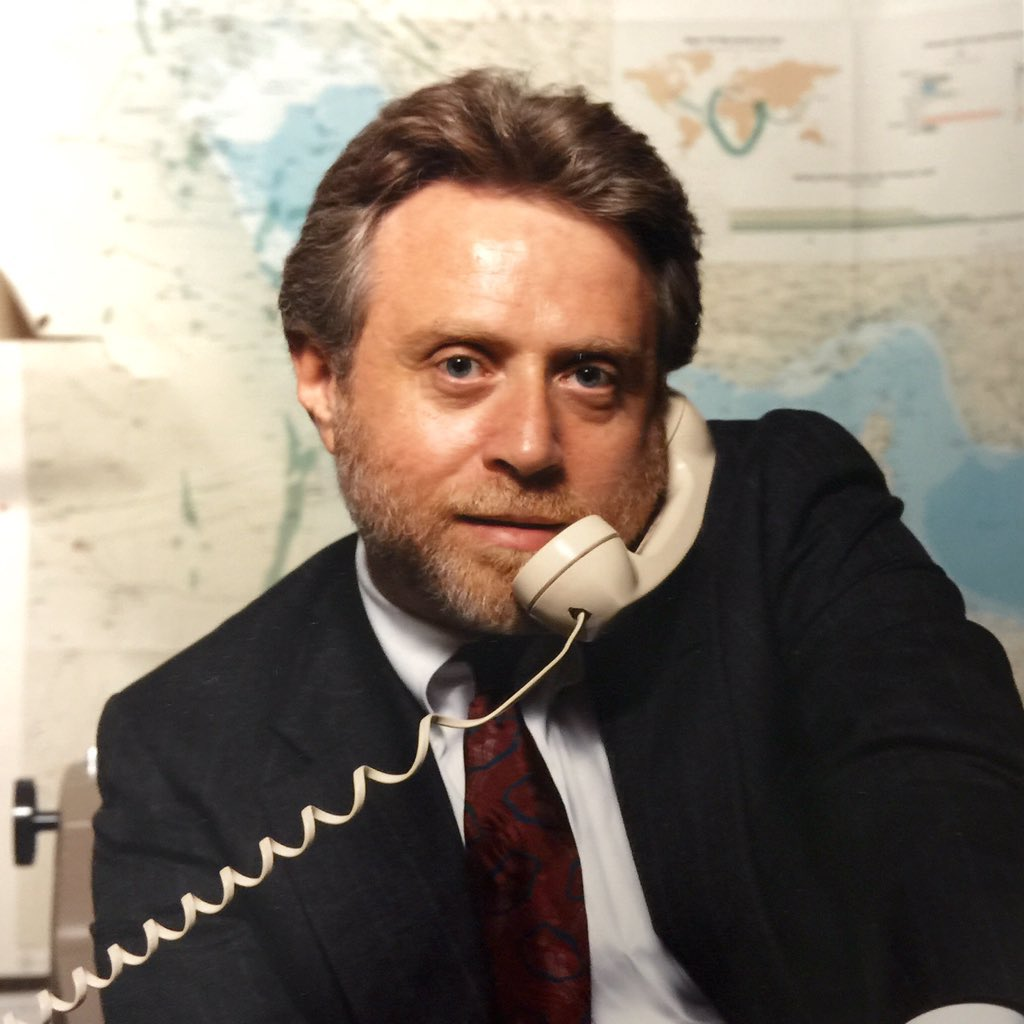My first day at @CNN was 30 years ago today: May 8, 1990. I was CNN's Pentagon Correspondent. A few months later, it was Operation Desert Shield, Operation Desert Storm and the first Gulf War. Just like today, it was non-stop coverage. https://t.co/ZT6EkhDIGW