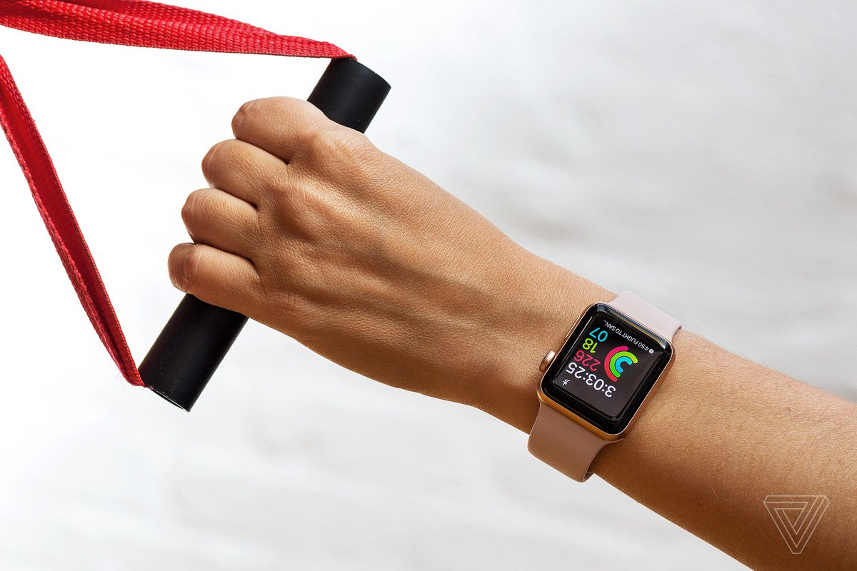 You can get the Apple Watch Series 3 smartwatch for $179 at Best Buy