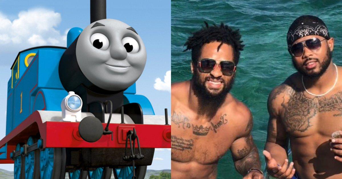 Nfl Memes On Twitter Thomas The Train 2019 Vs Thomas The