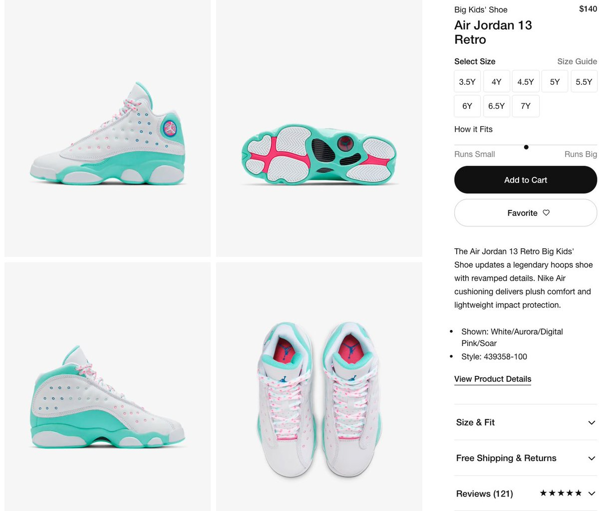 Sole Links On Twitter Ad Ad Live Via Nike Us Gs Air Jordan 13 Retro Aurora Green Https T Co Lcadmgeuvk Https T Co Lcadmgeuvk Https T Co Lcadmgeuvk Sold Out Everywhere Https T Co 79llmfwwbj
