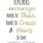 Image for the Tweet beginning: Happy Teacher Appreciation Week! Thank