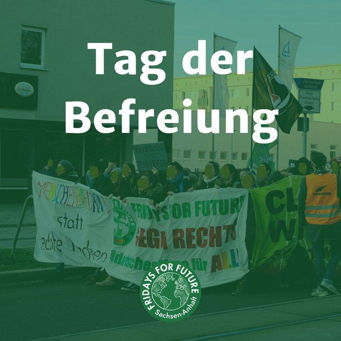 #TagDerBefreiung