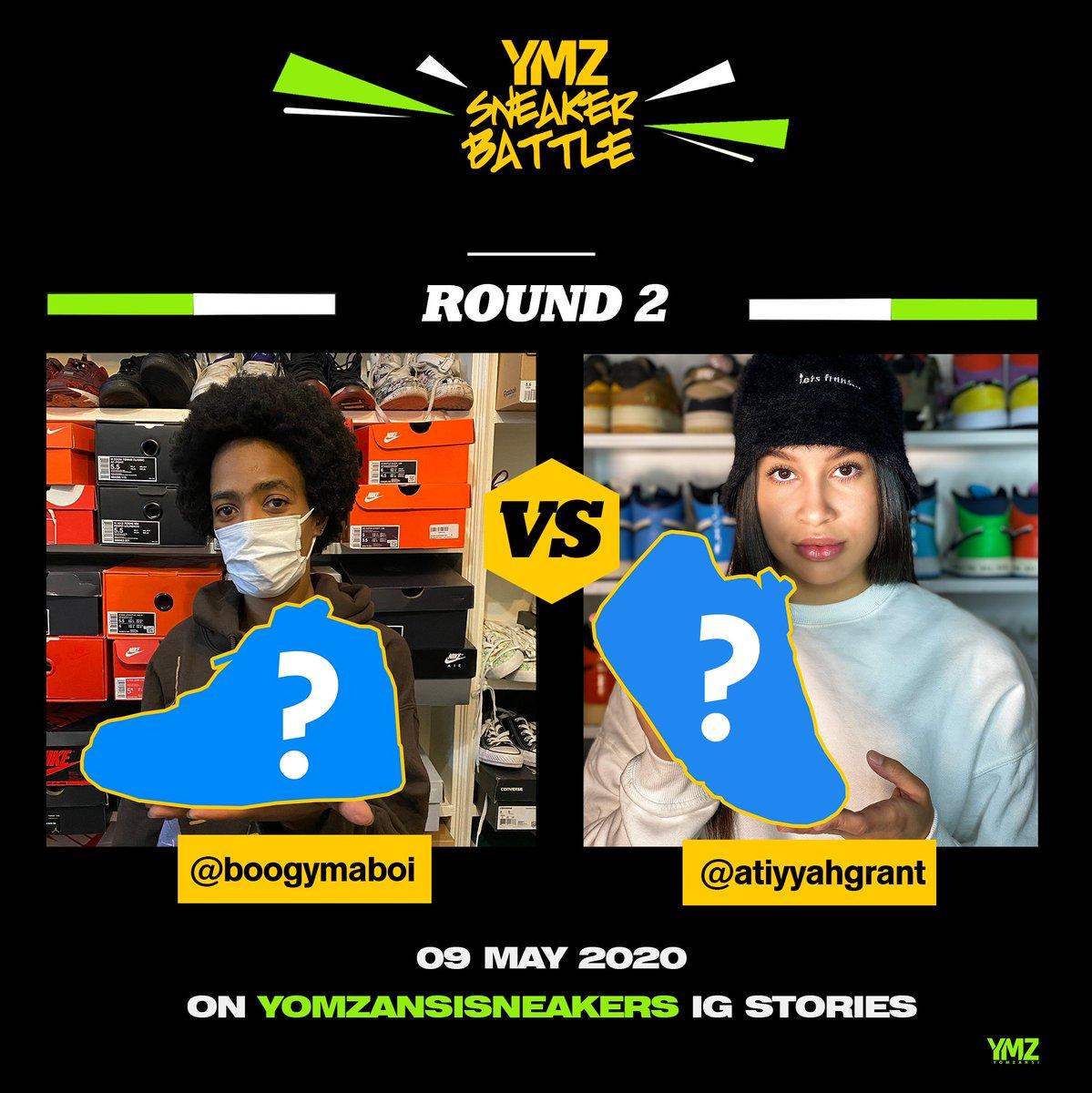 YOMZANSI Sneakers on Twitter: \