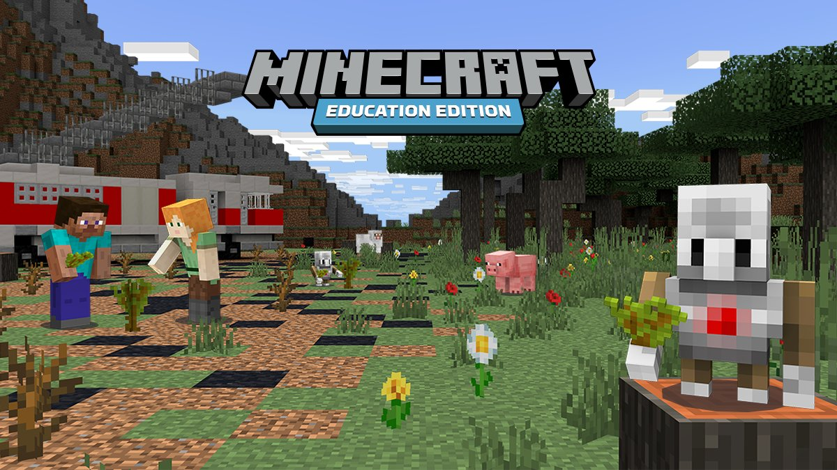 """Minecraft: Education Edition on Twitter: """"Work with researchers"""