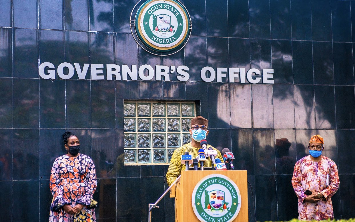 Ogun extends lockdown by another another week