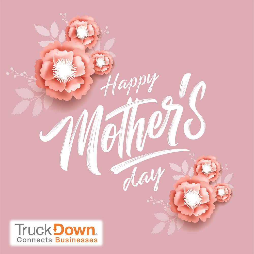 Happy Mother's Day from all of us at TruckDown! We thank you for all that you do. #mothersday #truckdownconnects #truckdown #tractortrailer #semitruck #heavydutytrucks #heavydutymechanics #heavydutytowing #truckdriver #truckdriverspic.twitter.com/TqH18T1AD6