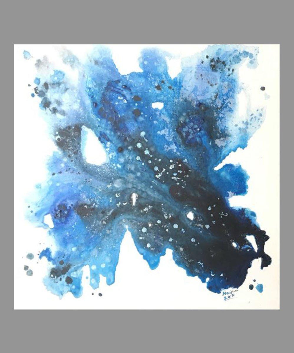 Star Flowers  Acrylic on canvas  2017  #art #acrylicpaintings #painting #moojanazar #abstractartist #abstractpainting #Flowers  #artist #iranianartistpic.twitter.com/8B0N6UG6Jp
