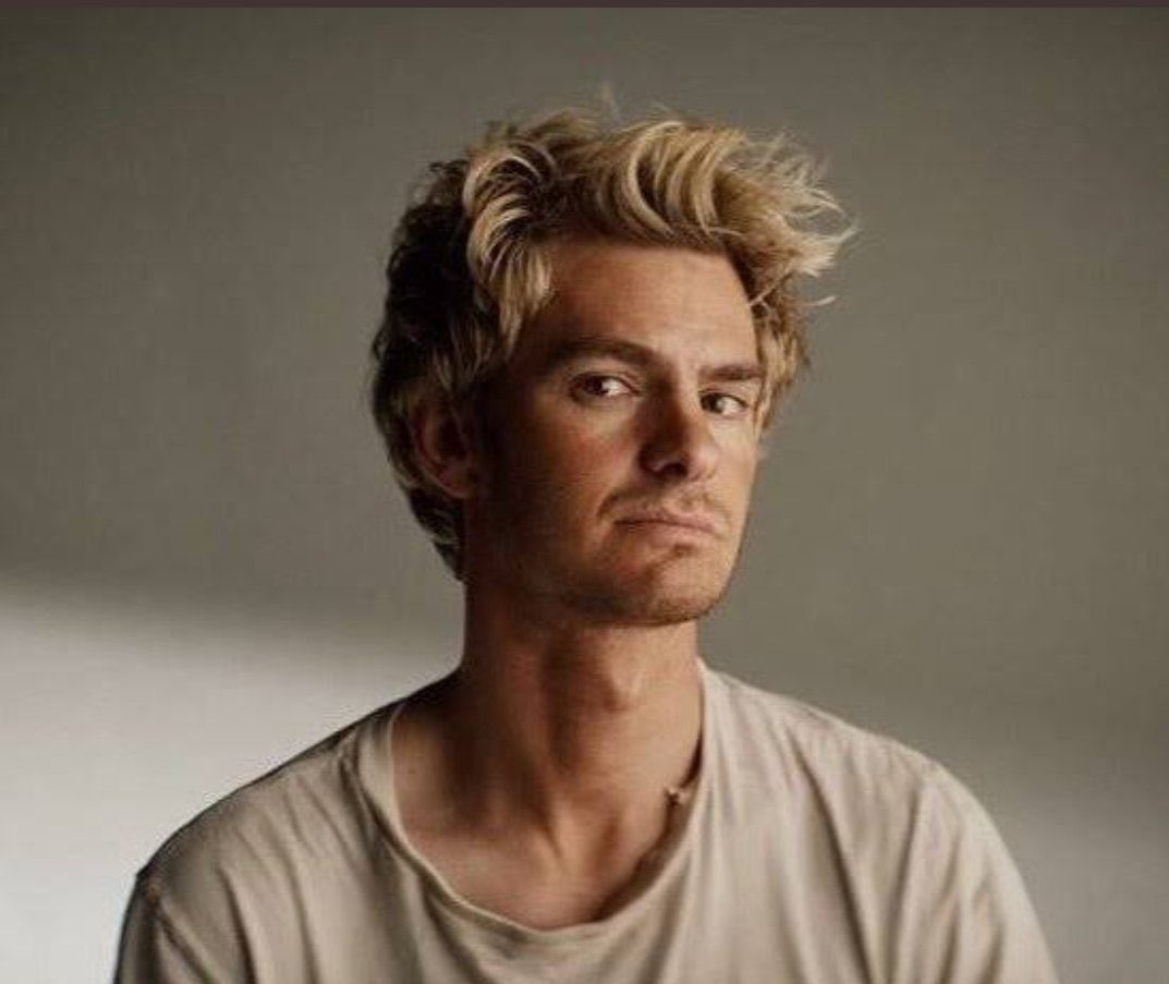 𝔸𝕟𝕕𝕣𝕖𝕨 𝔾𝕒𝕣𝕗𝕚𝕖𝕝𝕕 𝕗𝕒𝕟 On Twitter Maybe Blonde Andrew Garfield Had Rights
