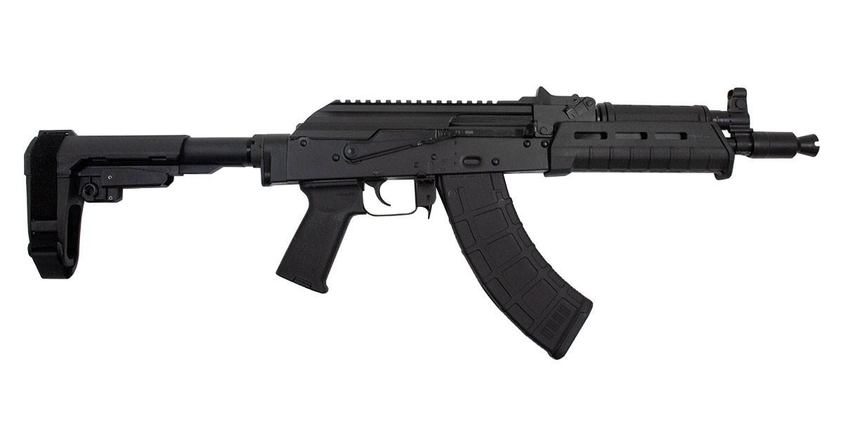 PSA AK-P GF3 MOE SBA3 PISTOL, BLACK $719 https://bit.ly/2LeRbQR #palmettoarmory #akp #akpistol pic.twitter.com/4zDEZCRNgY
