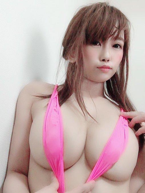 グラビアアイドル来栖有紀のTwitter自撮りエロ画像19
