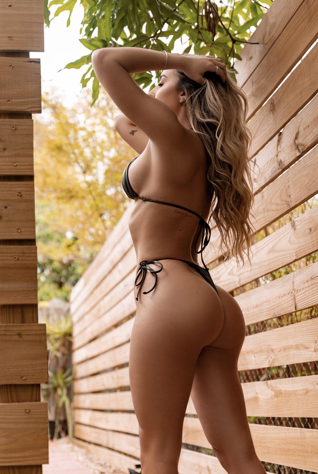 Bruna Lima  nackt