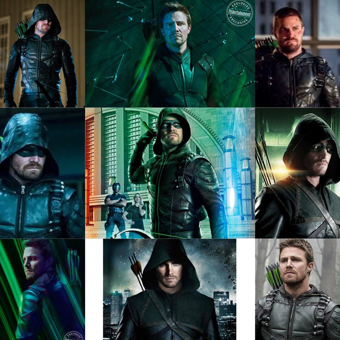 Happy birthday to Oliver queen/ the Green arrow actor  Stephen Amell