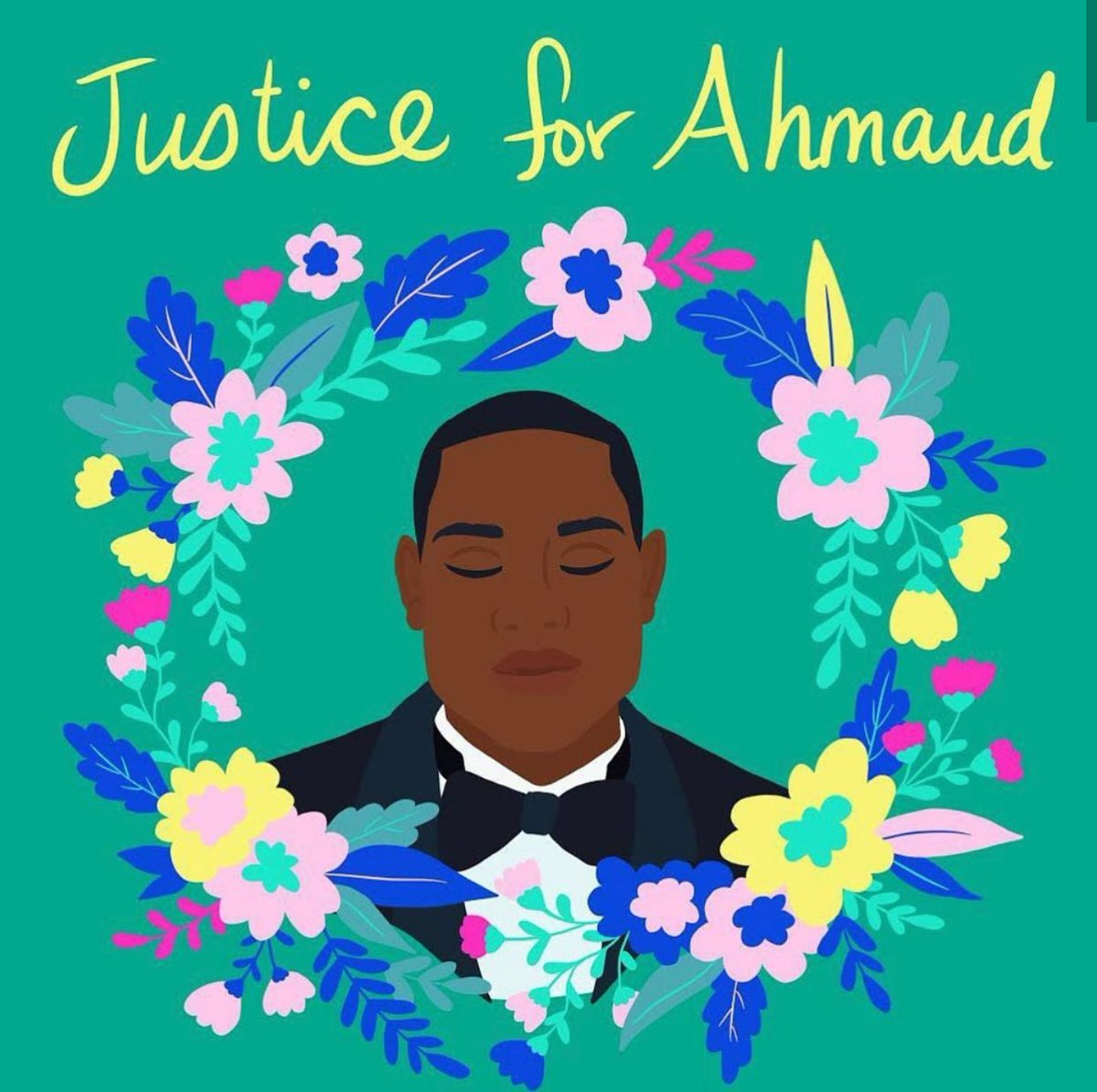 Today would have been Ahmaud Arbery's 26th birthday but he was lynched in Georgia two months ago and no justice has been served.   Follow @Georgia_NAACP for updates  #WeRunWithMaud  #IRunwithMaud #AhmaudArbery  #Georgia  #Justice  #NoJusticeNoPeace  #BlackTwitter  #BlackLove https://t.co/ncMGKFZyST