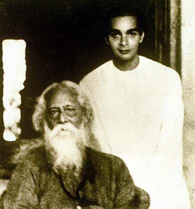 #RabindraJayanti 🙏🏼 #RabindranathTagore #UdayShankar #RarePic
