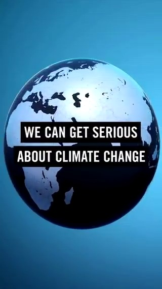 We can get serious about climate change. #RightsNow
