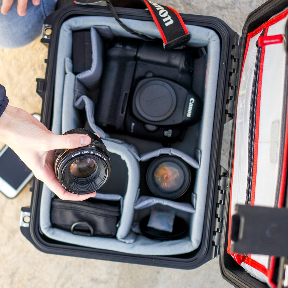 Thousands of #photographers are experiencing the SKB difference. If you want a case that's lightweight, durable, and guaranteed for life, start browsing now: bit.ly/SKB_PhotoVideo