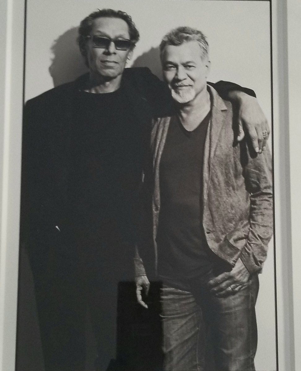 Happy Birthday Al!! Love Ya!! #birthday #vanhalen #alexvanhalen #music #drummer #musician #musicians #may #Taurus #Rock #classicrock #rockband #family #brothers #love