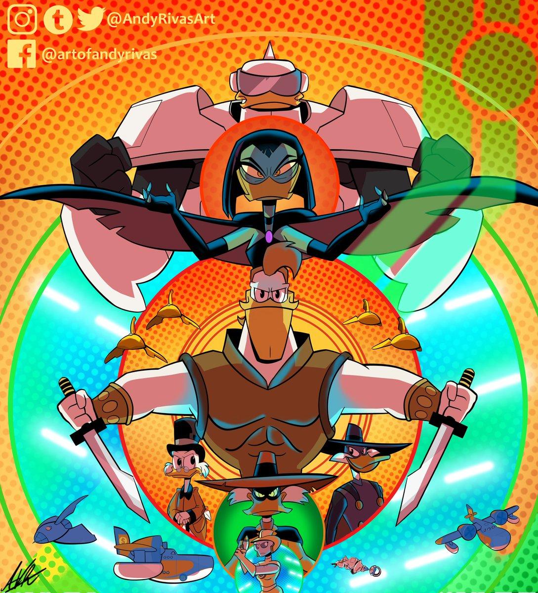 DuckTales Ragnarok…Ragnaduck…Tales?…Ducknarok?… Look, the upcoming episode is called, The Rumble For Ragnarok So here's DuckTales done up Thor Ragnarok style! #ducktalesfanart #ducktales2017 #thorragnarok #MCU #taikawaititi pic.twitter.com/7dP7VW1ygk