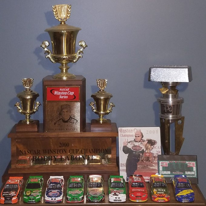 Happy Birthday to the 2000 Winston Cup Champion