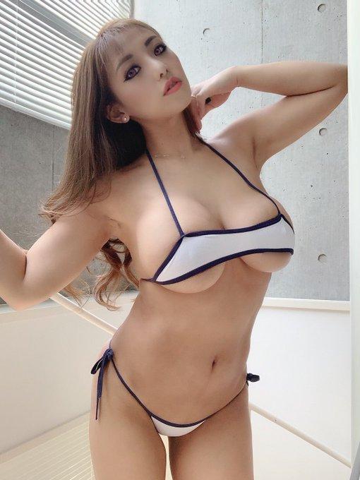 AV女優さくら悠のTwitter自撮りエロ画像31