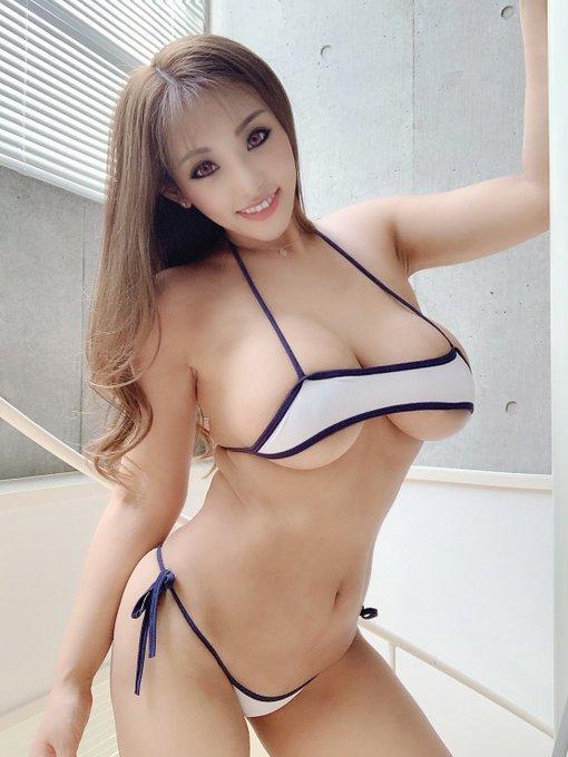 AV女優さくら悠のTwitter自撮りエロ画像30
